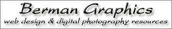 Berman Graphics Web Design and Imaging